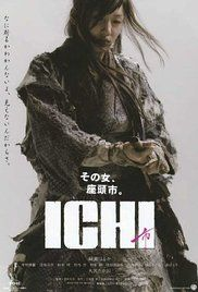 Ichi is a blind woman who roams about town with her shamisen (a three-stringed Japanese guitar), but she has exceptional sword skills with which she fights off yakuza and other villains.