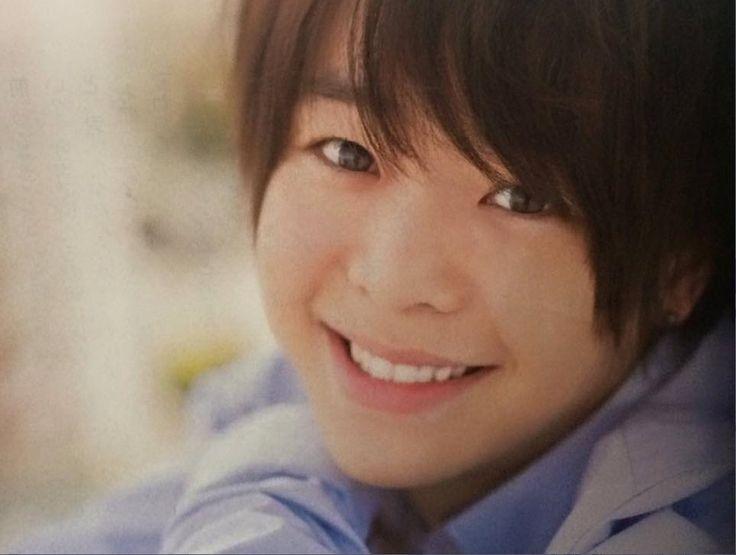 The king of innocent smile #AriokaDaiki