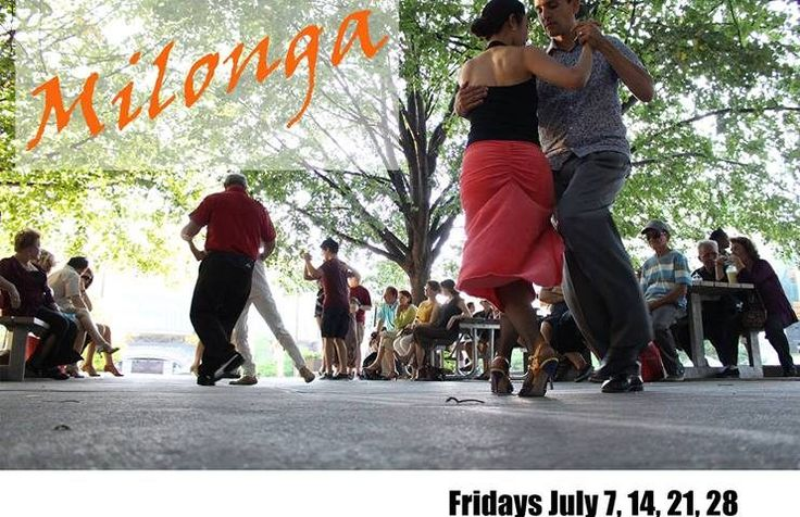 Cultura Fest Free Outdoor Milonga | TorontoDance.com