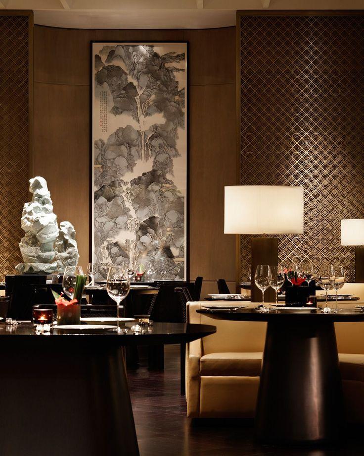 Waldorf Astoria Beijing, Yabu Pushelberg
