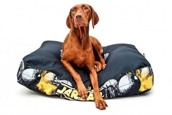Dog bed - Star Wars pattern