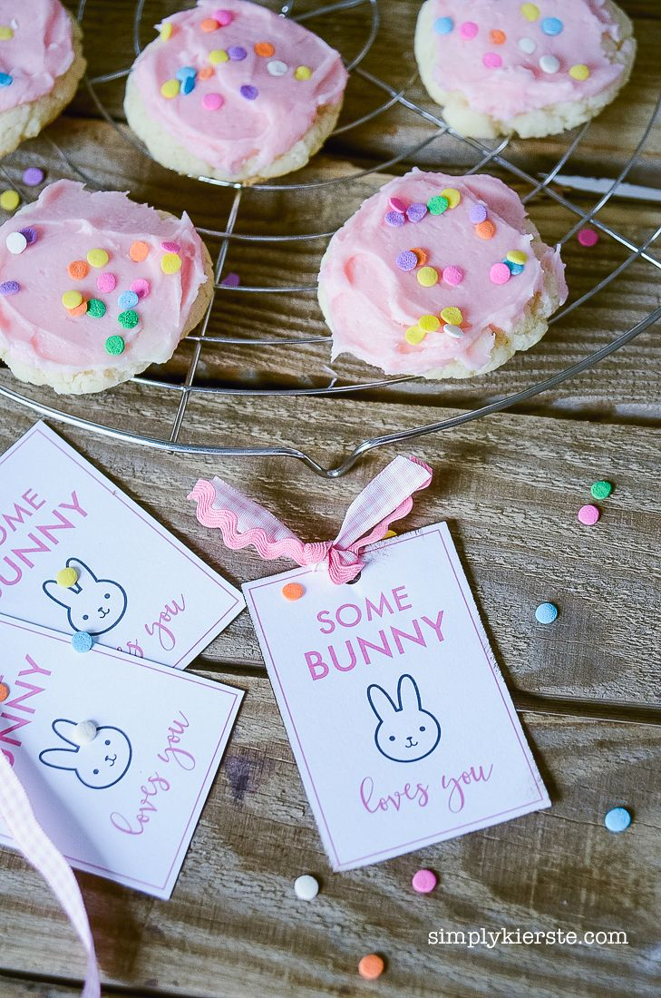 Some Bunny Loves You: Easter Printables & Service Idea