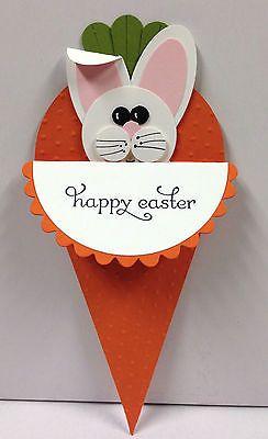 Bunny Punch Arte Stampin Up Pascua Tarjeta De Bolsillo Kit (5 cartas) in Artesanías, Colec. de recortes y artesanías de papel, Artesanías de papel | eBay