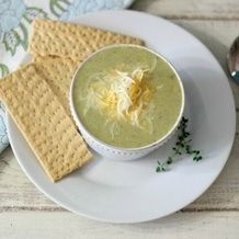 Сырный суп с брокколи - KitchenMag.ru