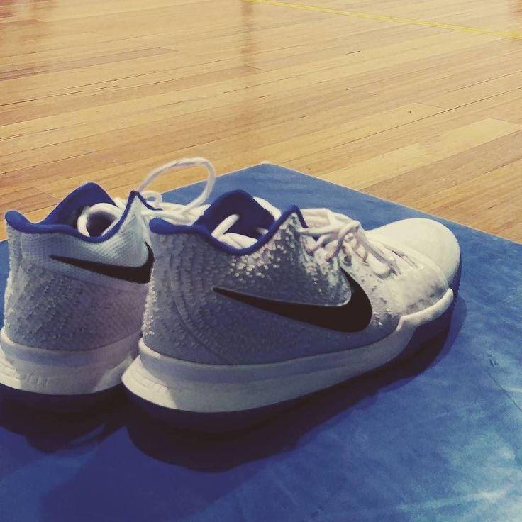 Stretching before practice...#seth #streching #basket #gohardorgohome