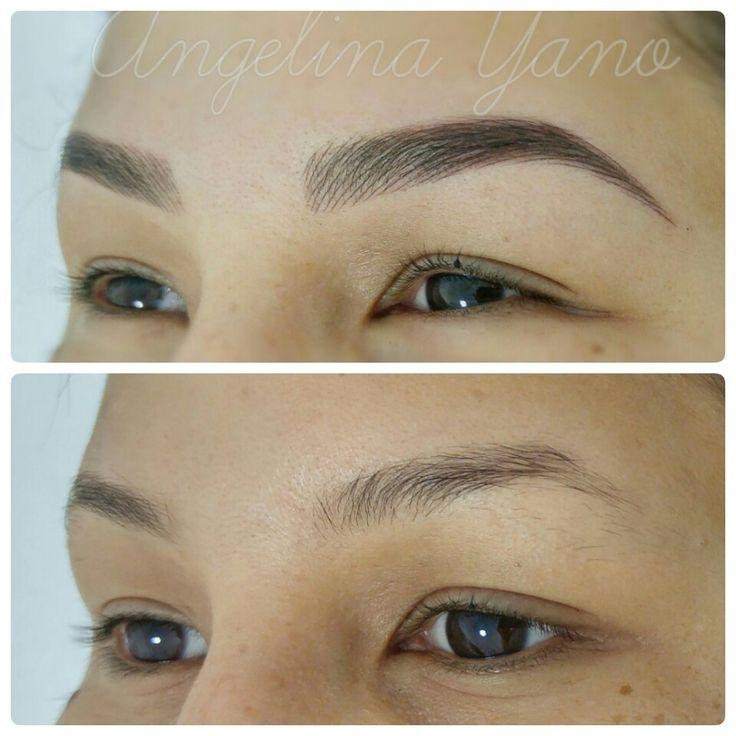 Pmu hairstroke eyebrows                                                                                                                                                                                 More