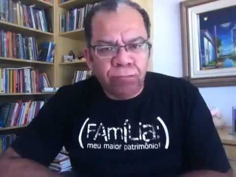 Pr. JOSUE GONÇALVES falando da VISÃO CELULAR, CHOCANTE!