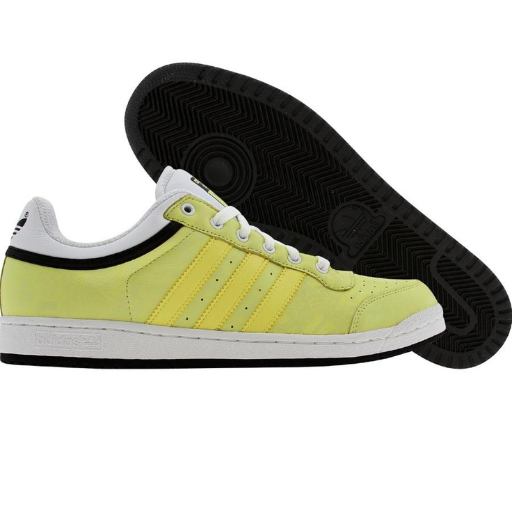 Adidas Top Ten Low (freyel / freyel / black) 029650 - $79.99