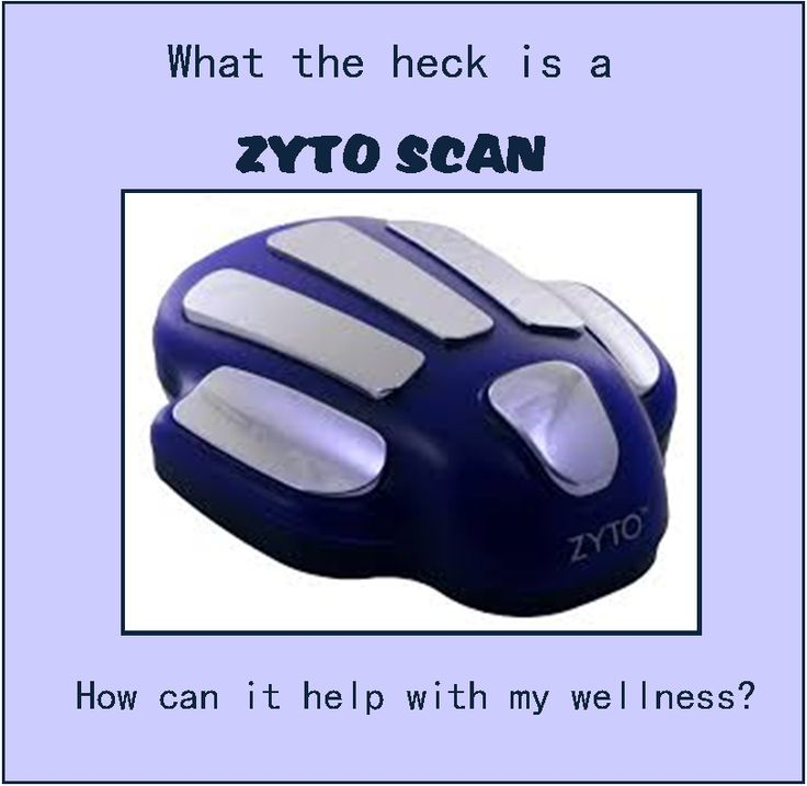 Zyto Scan Bio scanner for Young Living fran asaro stuart florida