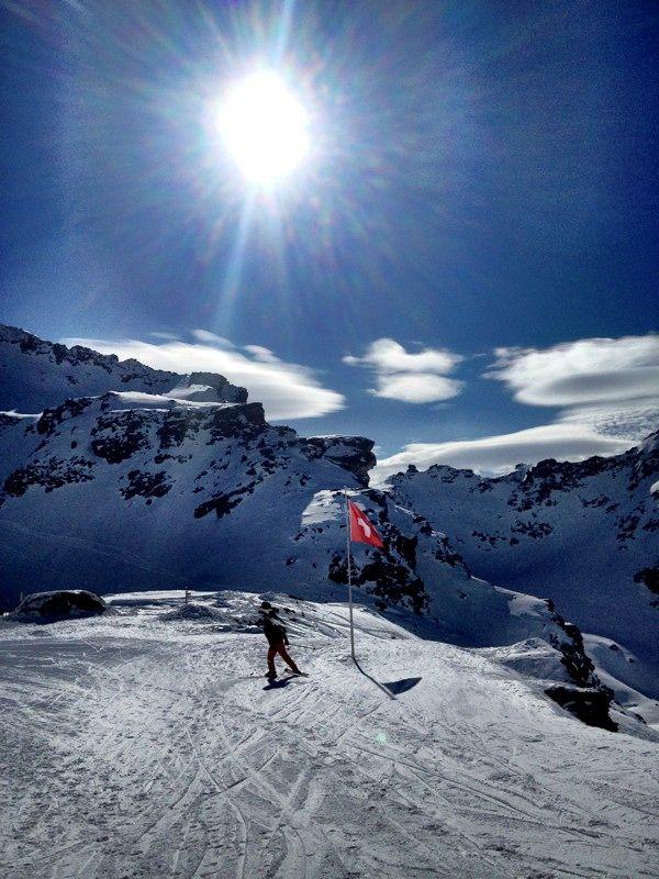 Wish I was skiing!