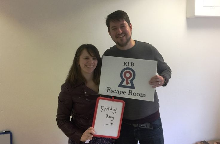 Team Birthday Boy Escape The Room in 65 Minutes | KLB Escape Room