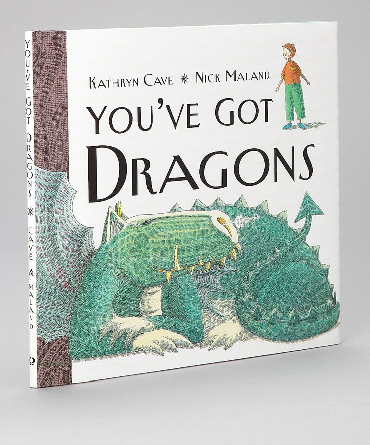 You've Got Dragons Hardcover
