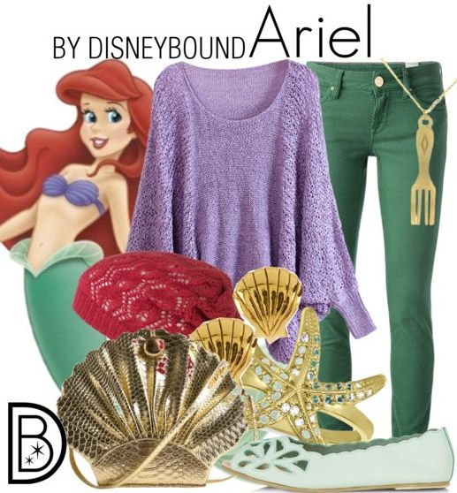 DisneyBound is the idea that you can dress like your favorite Disney character every single day of the year, no cosplay necessary.