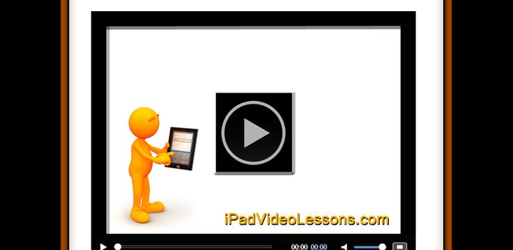 Ipad Video Lessons and Instructions