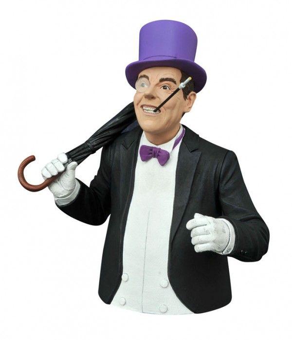 ToyzMag.com » Batman : Pingouin 1966 et Bane Animated par DST