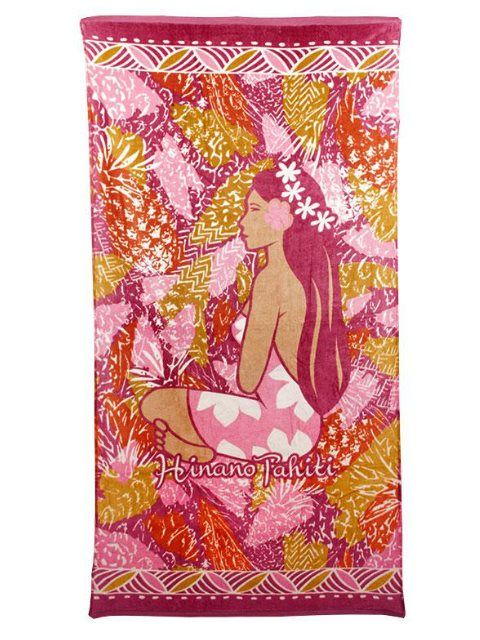 [Summer Special Deal] Kaila Wild Berry Beach Towel | Hawaiian Gifts | Pinterest | Hawaiian, Gifts and Special deals
