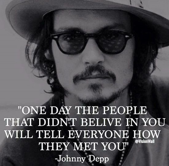 15 Johnny Depp Quotes That Are So Touching | Postris