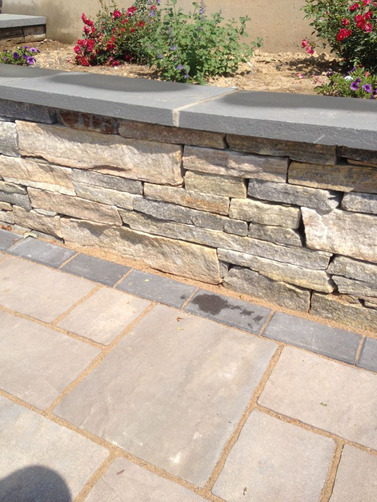 Natural Stone Wall Caps : Best images about natural stone on pinterest