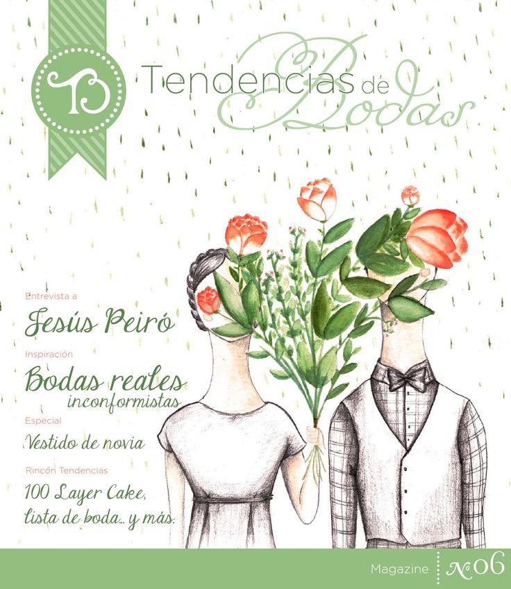 Nº06 Tendencias de Bodas Magazine (Oct'13) by Tendencias de Bodas - issuu