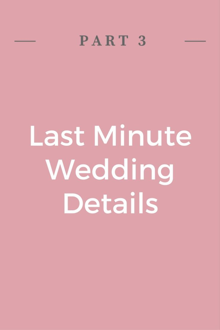 Overnight Bag - Is your overnight bag packed and ready to go? Where will it be during the ceremony/reception?  #weddingplanning #weddingtips #weddingadvice #weddinginformation