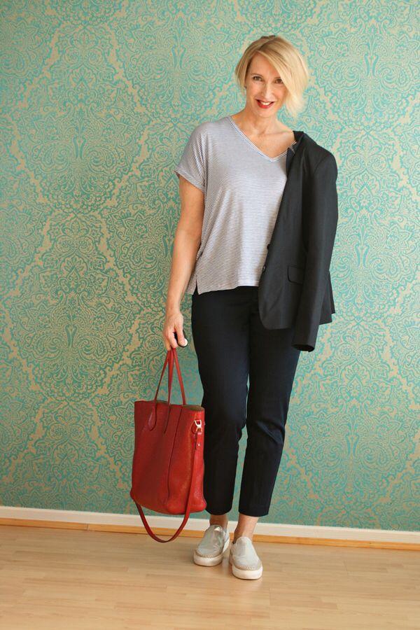 Fashion blog over 50 fashion today for Garderobe 33 style blog