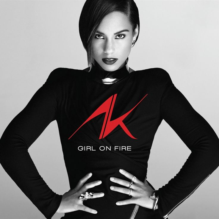 Alicia Keys Girl On Fire on 2LP Singer, songwriter, producer, actress and one of the best-selling artists of her time, Alicia Keys returns with Girl on Fire! For her 5th studio album, Keys collaborate