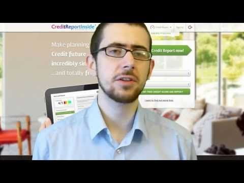 Free Credit Report & Credit score 10 day trail