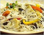 Dreamfields Pasta's Easy Clam Linguine 312 calories; 21 g protein;  9 g digestible carbohydrates*; 4 g total fat; 0.4 g saturated fat; 33 mg cholesterol;  99 mg sodium; 5 g total dietary fiber.