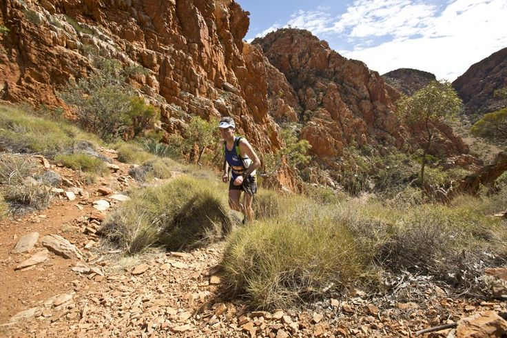 The Run Larapinta Stage Race is a 4-day, 4-stage trail running race along the most spectacular sections of the iconic Larapinta Trail, in the MacDonnell Ranges around Alice Springs, August 11-14, 2017.