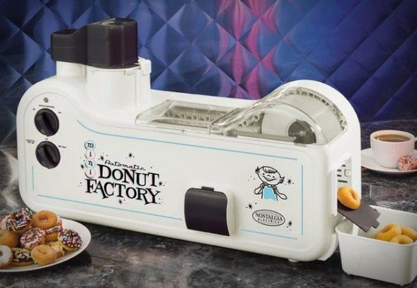 Automatic Mini Donut Factory – $111 - I think I am in heaven.