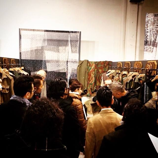Fashion trade show #WHITE - Milan A glimpse on #Myths and #Raj