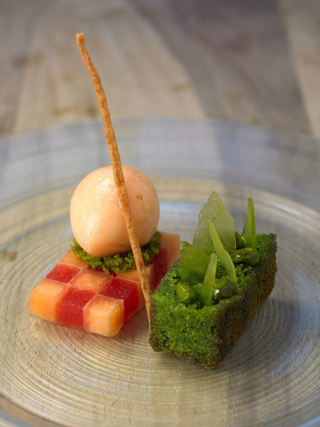The Hand and Flowers | 13 Michelin-Starred Dishes To Make You Weep With Joy
