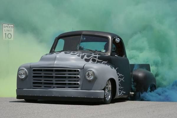 May 7 Featured Member Cars - Smoking Rubber