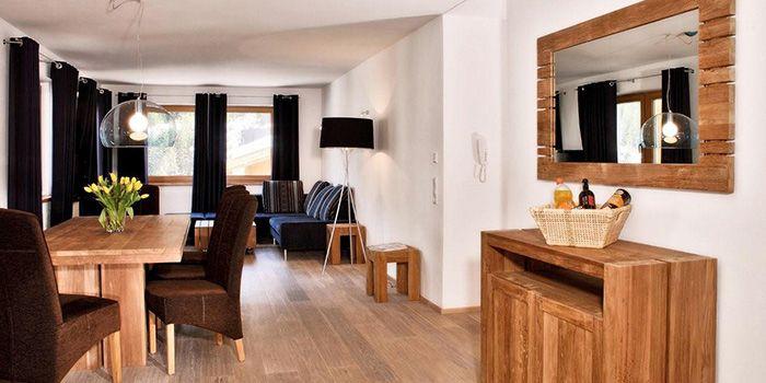 Luxe en ruim vakantieappartement voor grote gezinnen met 8 personen in Residence Zillertal in Gerlos, Tirol Oostenrijk - vakantiesvoorgrotegezinnen.nl