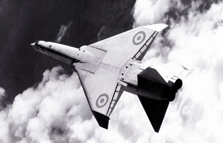 The British Aircraft Corporation TSR-2 was a cancelled Cold War strike and reconnaissance aircraft developed by the British Aircraft Corporation (BAC) for the Royal Air Force (RAF) in the late 1950s and early 1960s.