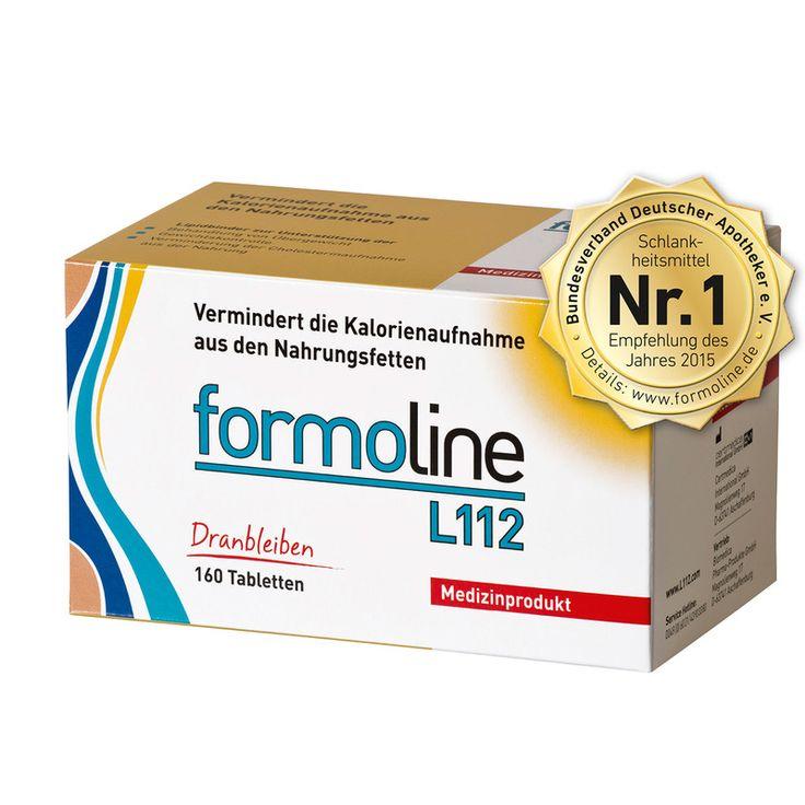 FORMOLINE L112 dranbleiben Tabletten 160St