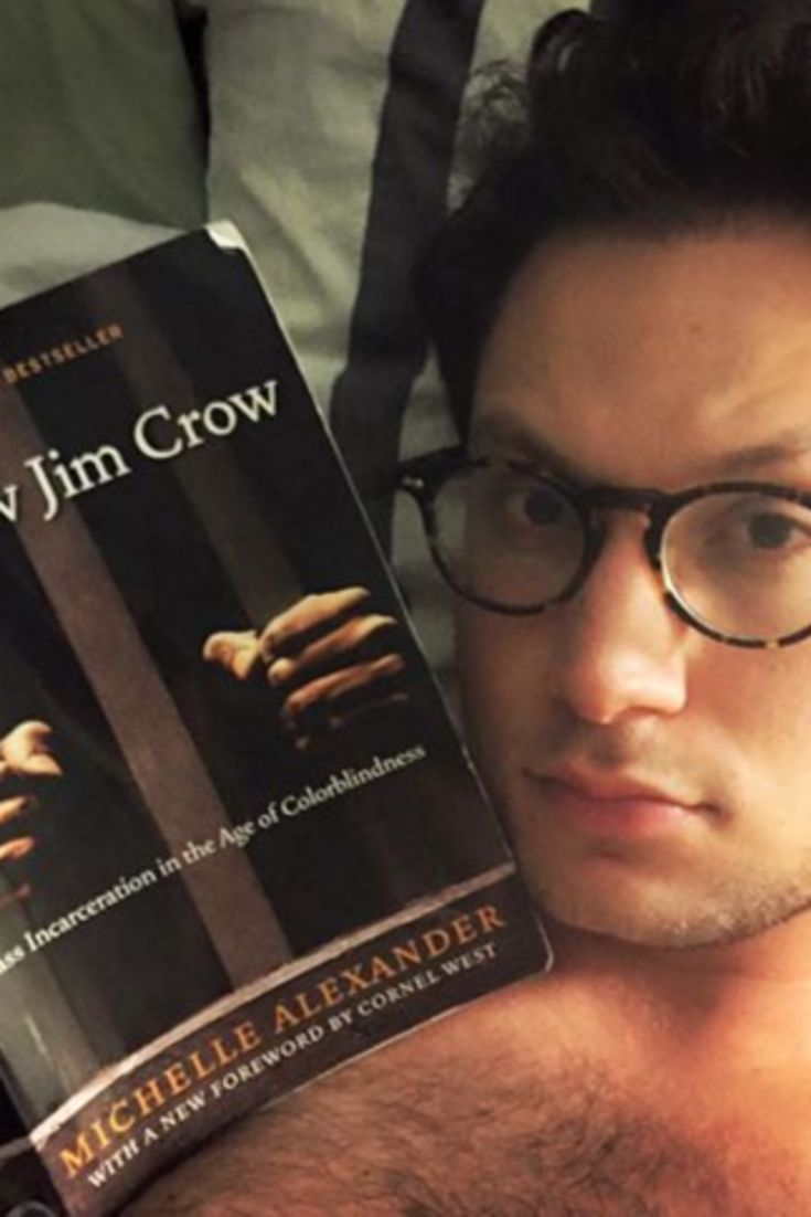 Matt McGorry On The Book That Opened His Eyes To White Privilege