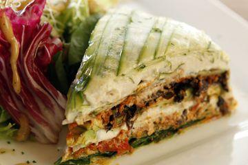 Yong Green Food- cheap, vegetarian, fitzroy