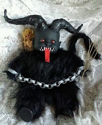 Zombie Baby Christmas Krampus Halloween Haunted House Prop ...