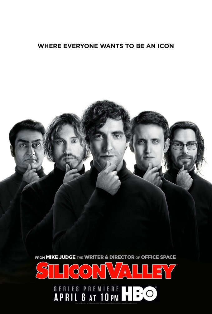 HBO Nods to Steve Jobs With The Poster For Its Mike Judge Comedy 'Silicon Valley'