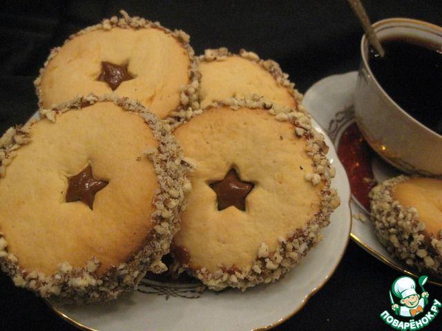 Аргентинское печенье «Альфахорес» - кулинарный рецепт