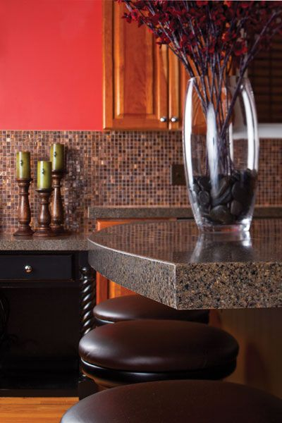 The affordable cost of granite countertops offered by Granite Transformations is another reason to consider our granite kitchen countertop. www.granitetransformations.ca