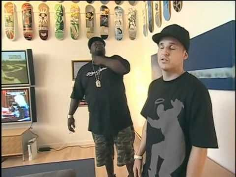 Rob Dyrdek & big black
