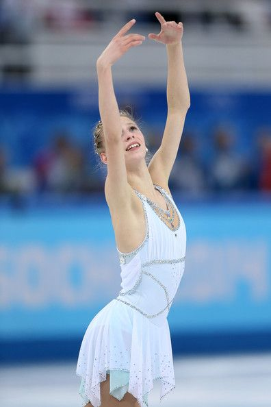 Polina Edmunds - Winter Olympics: Figure Skating