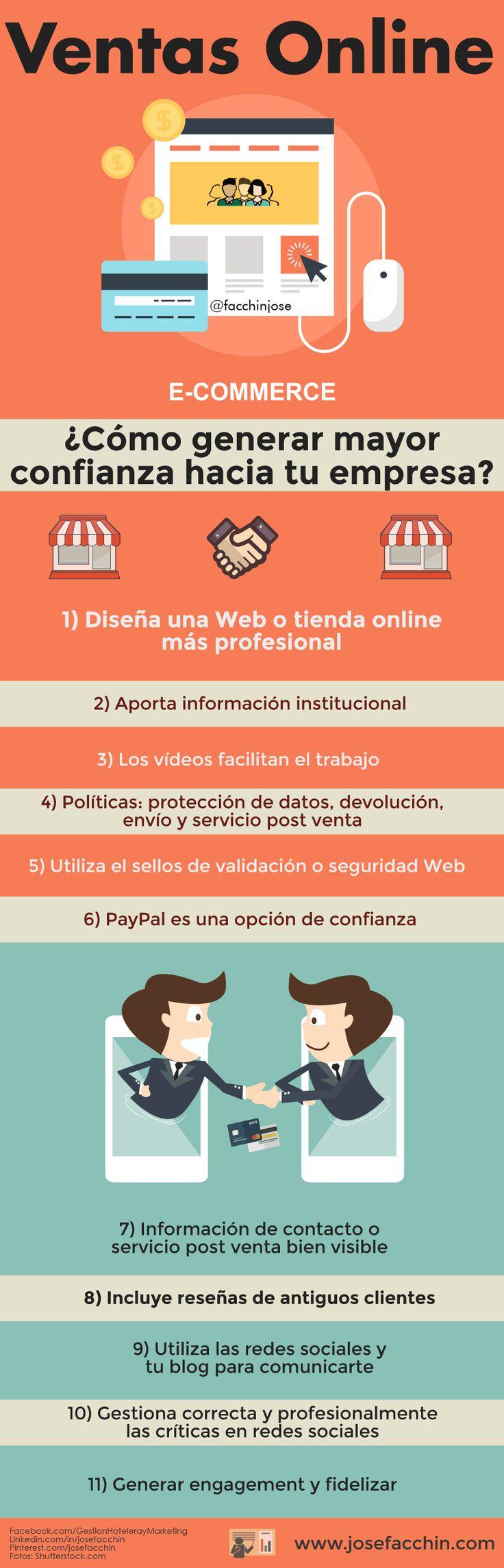 La confianza potencia las compras por Internet  Ideas Negocios Online para www.masymejor.com
