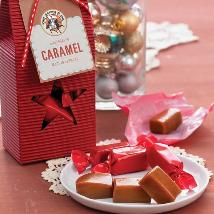 Gingerbread Caramels - 6 oz. EXCLUSIVELY at King Arthur!