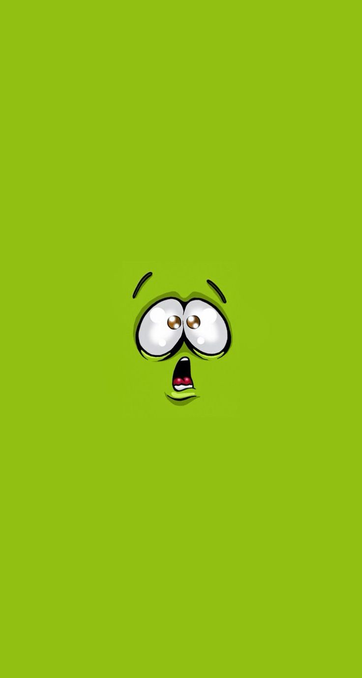 Oohh - Simple cartoon iPhone wallpapers @ mobile9.com