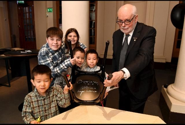 Immigrant Nobel Prize Winner Sir J. Fraser Stoddart And America's Future In Science