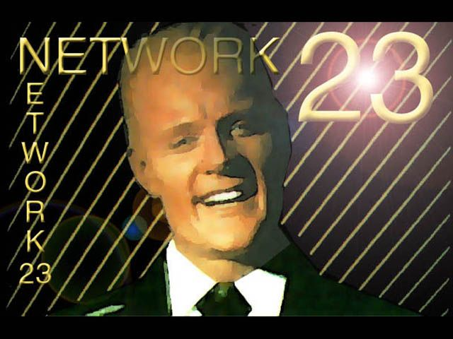 Max Headroom. (1985, 87, 88) Edison Carter (Matt Frewer ...