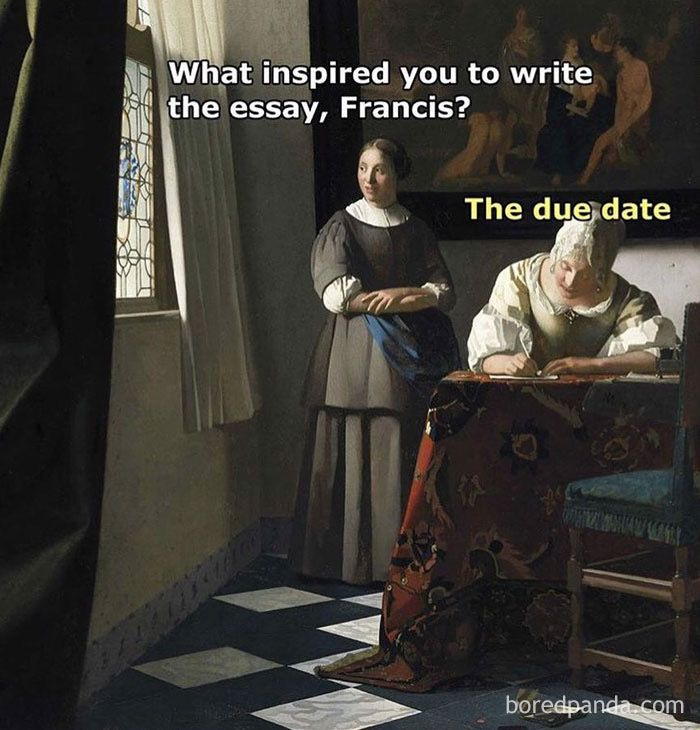 Pin on Memes Created from Historical Pieces of Art